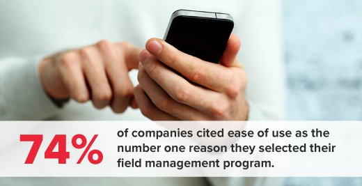 74% cited ease of use as the #1 reason they made the switch
