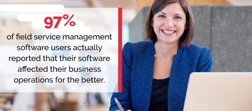 How Field Service Management Software Improves Business