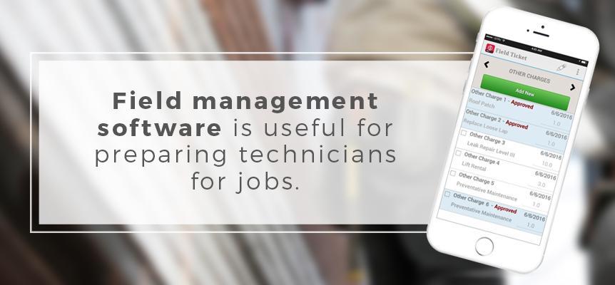 field-management-preparing