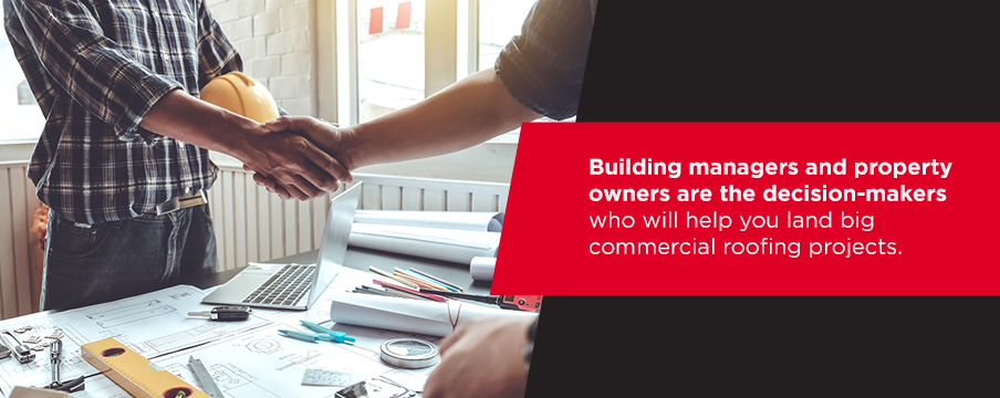 Network With Building Managers and Property Owners